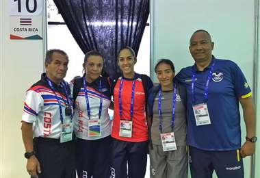 Gabriela Traña finalizó el Maratón de Doha 2019 | PRENSA CON