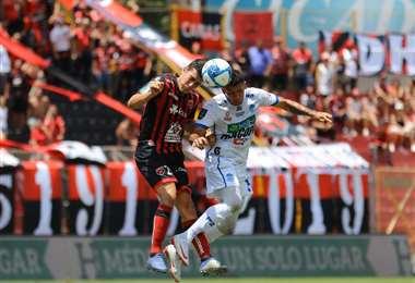 Alajuelense enfrentó a Pérez Zeledón | PRENSA ALAJUELENSE