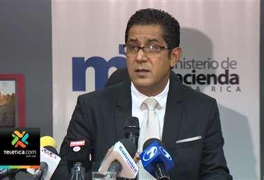 Viceministro de Hacienda Nogui Acosta renunció a su cargo este sábado