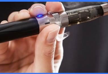 Conozca los riesgos del uso de vapeadores o cigarros electrónicos
