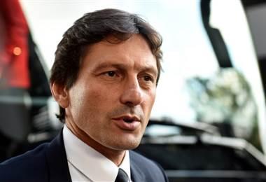 Leonardo, gerente deportivo del PSG | AFP