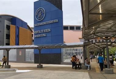 Hospital de Heredia.