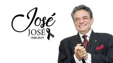 Estos son algunos de los éxitos de José José