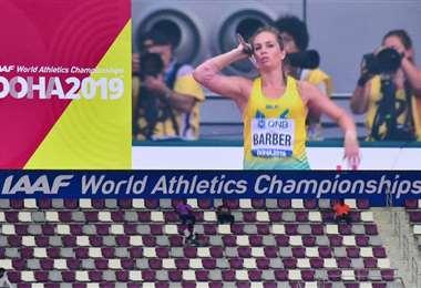 Mundial de Atletismo en Doha | AFP
