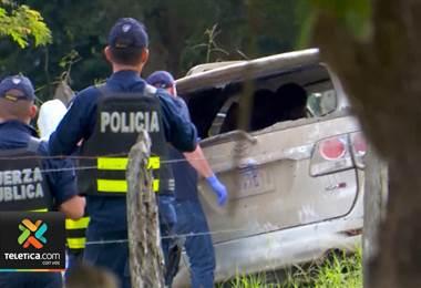 Chofer de bus de Pérez Zeledón es el dueño del vehículo donde murieron 4 hombres tras tiroteo