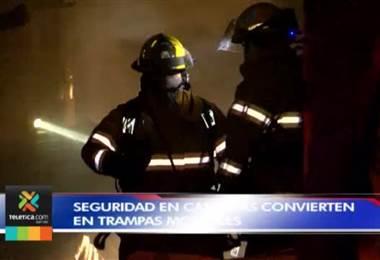 Bomberos preocupados por cifra de víctimas mortales en lo que va del año a causa del fuego