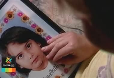 Fiscalía intentó revivir la causa por el crimen de la niña Josebeth Retana ocurrido en el 2015
