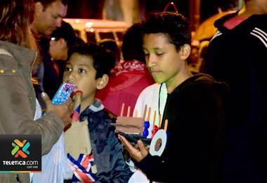 Hospital Nacional de Niños renueva el llamado para evitar el uso de candelas en los faroles
