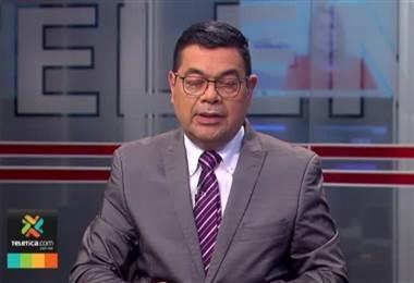 Reacciones Luis Chavarria