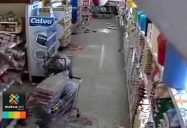Terremoto en Nicoya incrementó actividad en península y cordillera
