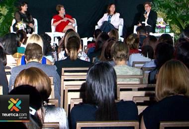 Mujeres poderosas de la región se reunieron en el país