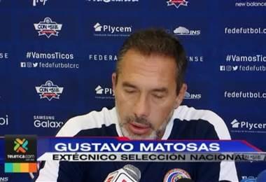 Técnico que inicia proceso con Costa Rica nunca lo termina