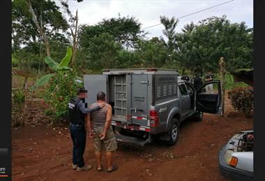 OIJ detuvo a funcionarios de la Policía Administrativa en Pocosol