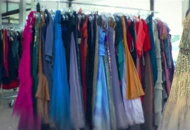 Venta de vestidos de gala