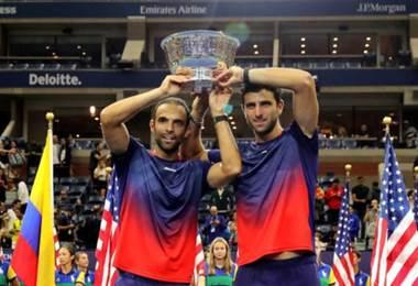 Cabal-Farah ganan el US Open en dobles