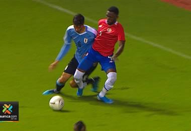 Costa Rica vs Uruguay