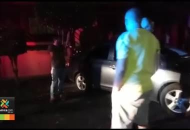 Balacera en deja dos hombres asesinados en Pavas