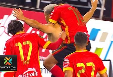 Resumen Herediano vs Pérez Zeledón 07 Setiembre 2019
