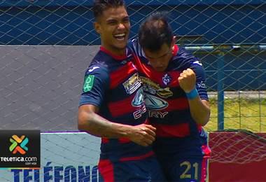 Resumen Cartaginés vs Limón FC 08 Setiembre 2019