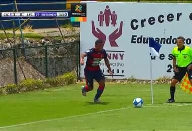 Fútbol Nacional: Cartaginés 3 - 0 Limón FC 08 Setiembre 2019