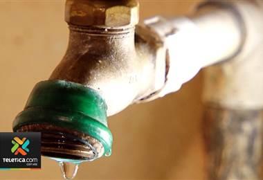 60 mil personas del Área Metropolitana tendrán cortes de agua a partir de este lunes