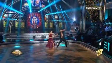 Danza Contemporánea - Marko Jara y Tatiana Sánchez