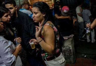 Fiestas en Caracas, Venezuela |BBC Mundo.