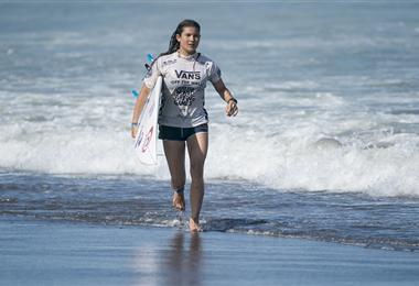 Brissa Hennessy Mundial de Surf