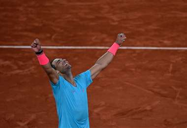 Rafa Nadal | AFP.