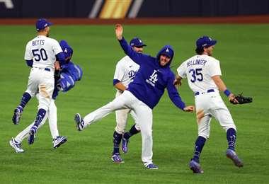 Los Ángeles Dodgers   AFP.
