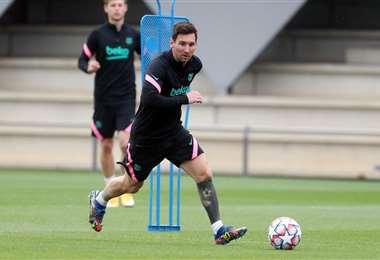 Messi | FCBarcelona.com