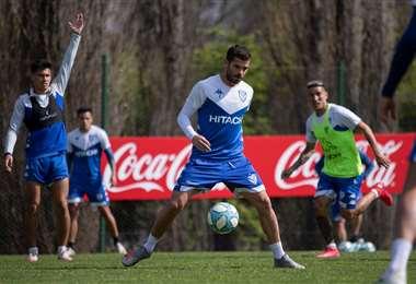 Fernando Gago | Facebook Vélez Sarsfield.