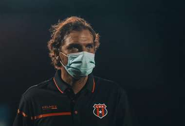 Andrés Carevic | Facebook Liga Deportiva Alajuelense.