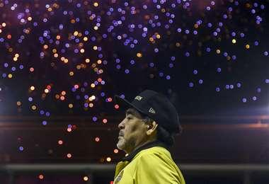 Maradona | AFP.