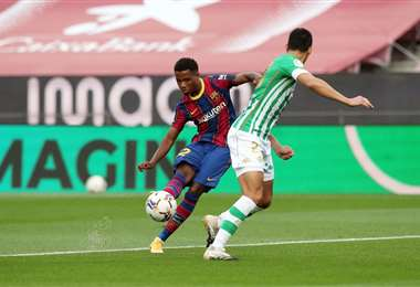 Ansu Fati | FCBarcelona.com