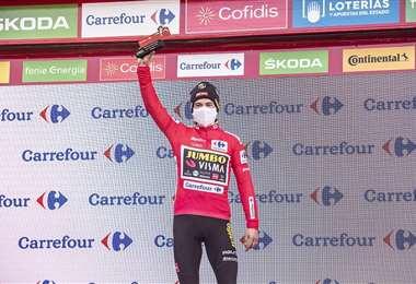 Primoz Roglic | La Vuelta.