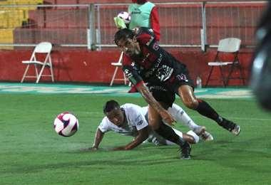 Prensa Liga Deportiva Alajuelense.