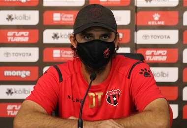 Andrés Carevic | Prensa Liga Deportiva Alajuelense.