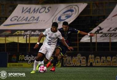 Prensa Sporting FC.