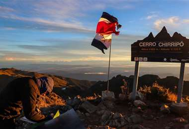 Cerro Chirripó. Foto: Luanna Orjuela
