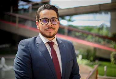 Viceministro de Ingresos, Juan Gerardo Alfaro. Cortesía Hacienda