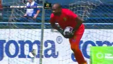 Fútbol Nacional: Cartaginés 1 - 0 Limón FC