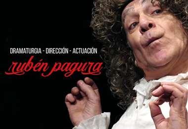 la tragicomedia con la que Rubén Pagura regresa a C.R