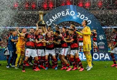 Foto: Flamengo en Facebook