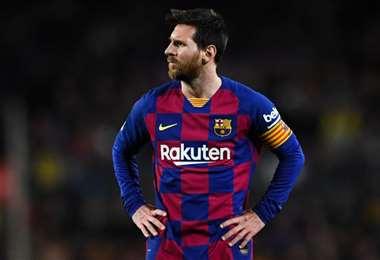 Messi Desc Test