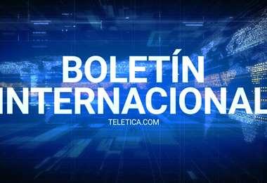 BOLETÍN INTERNACIONAL - VIERNES 13 DE MARZO DE 2020