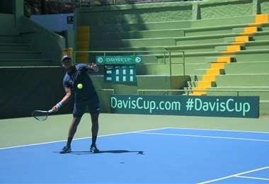 Foto: Federación de tenis