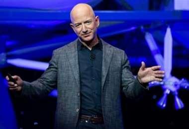 CEO de Amazon, Jeff Bezos