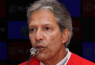Carlos Restrepo. Prensa ADSC