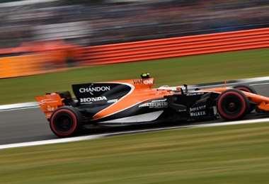 McLaren de F1. AFP